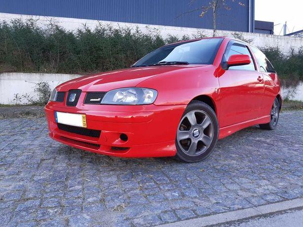 SEAT Ibiza 6k2 1.6 gasolina