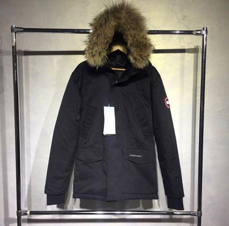 Мужской пуховик-парка Canada Goose;зимняя парка;зимняя куртка;