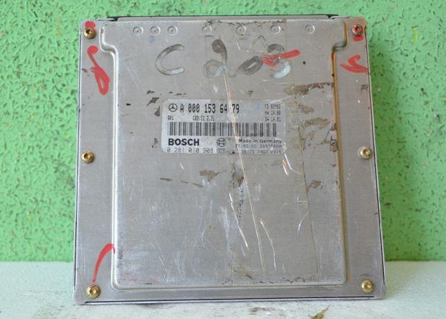 Komputer Sterownik Silnika MERCEDES W203 2.2 CDI