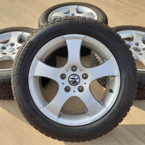 Диски VW R16 5x112 Passat Golf Jetta Caddy Touran Skoda Superb Octavia