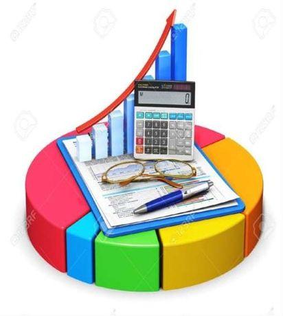 Услуги гл.бухгалтера для сдачи отчетов (Услуги бухгалтера удаленно)