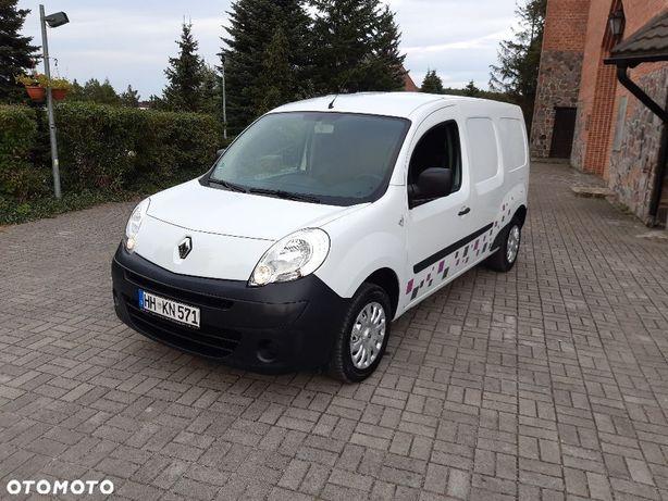 Renault KANGOO  MAXI Long 1.5 DCI piekny stan bezwypadkowy oryginal przebieg unikat