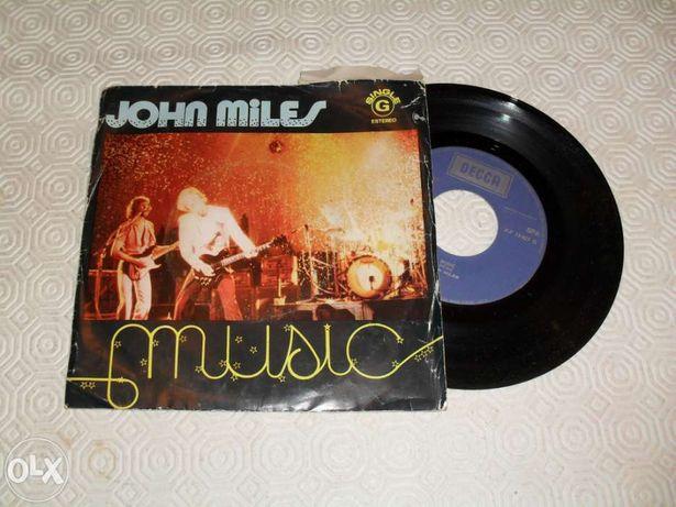 Disco em vinil - John Miles