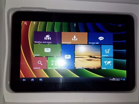tablet Sanei
