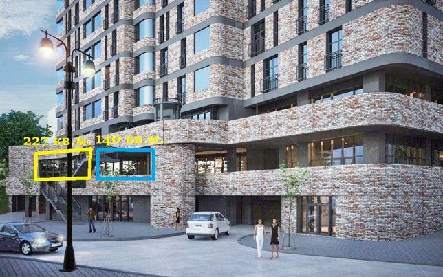Продаются коммерческие площади в новом доме LOFT SMART, 140 кв.м.