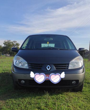 Рено Сценик 2, Renault scenic 2