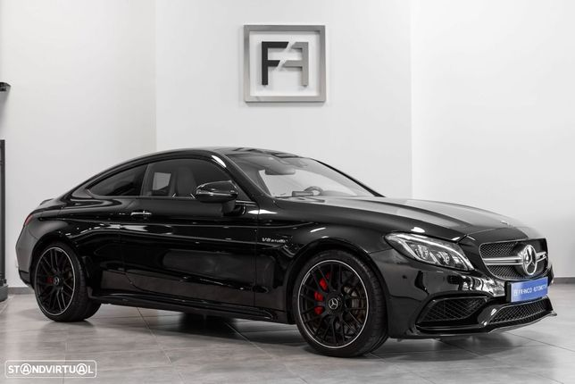 Mercedes-Benz C 63 AMG S (NIGHT PACK)