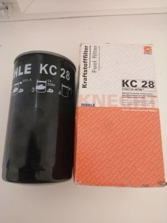 Топливный фильтр KNECHT KC 28