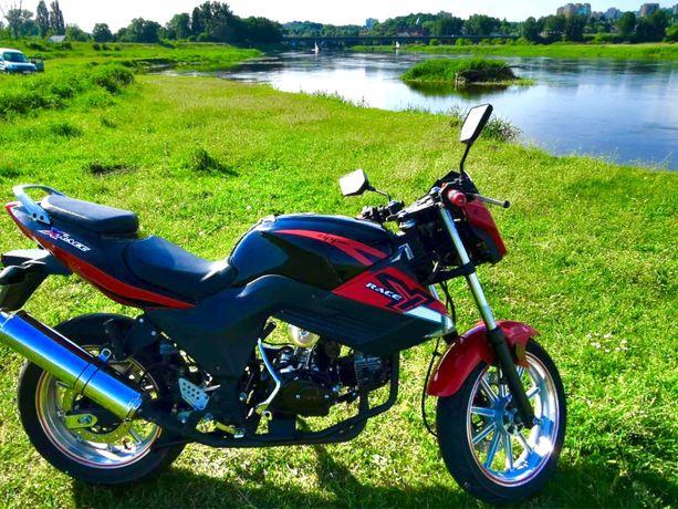 Motorower Zipp X-Race + Bonus