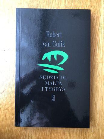 Robert van Gulik - Sędzia DI, małpa i tygrys