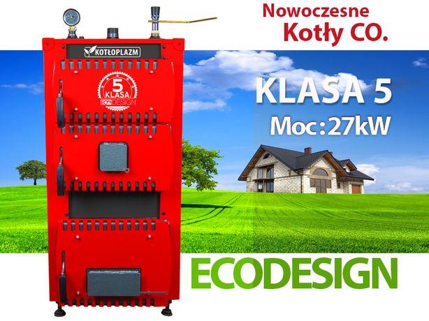 Kotły Kocioł Węgiel Klasa 5 27kW 220m2 Piece CO