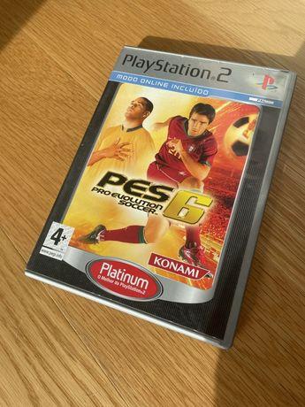 PES 6 para PS2
