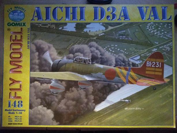 Model Aichi D3A VAL