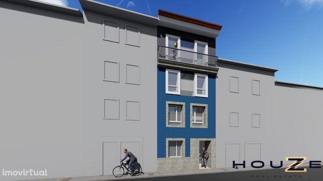 Apartamento T2 Duplex NOVO na Sé de Braga