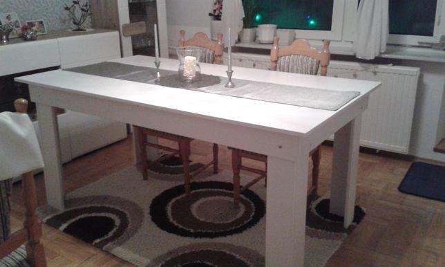 Stół Biały 180x100 wys 80 cm