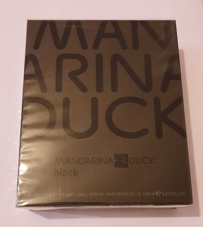 Mandarina Duck Black 100 ml