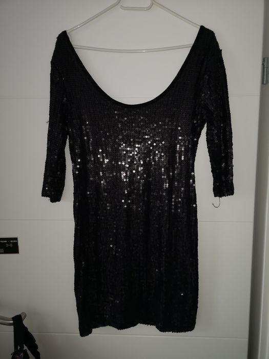 Sukienka z cekinami Moryń - image 1