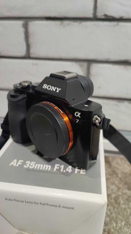 Sony a7 + Samyang 35 f1.4