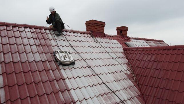 Malowanie Dachów Alpin Szostek Małopolska Śląsk