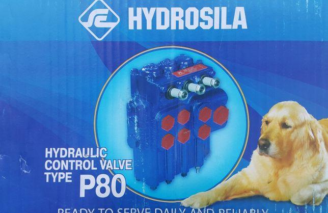 Rozdzielacz hydrauliczny P 80 3/2 444-4 - nowy - MTZ, Jumz, Białoruś.