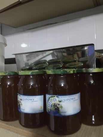 Miód pszczeli naturalny