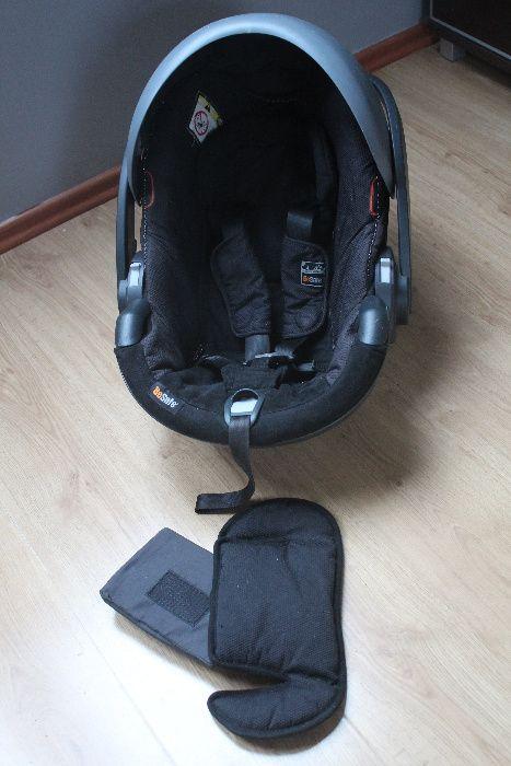Nosidło fotelik noworodek isofix Be safe izi go x1 0-13 kg i baza Trzebinia - image 1