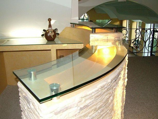 стекло сверхпрочное каленое 5-19 мм