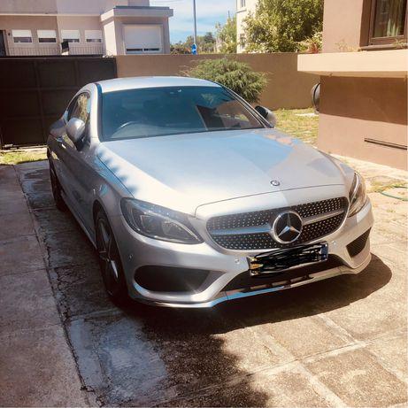 Mercedes c250 coupé amg