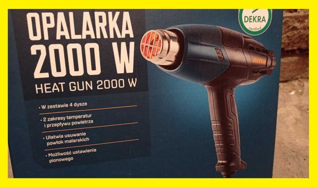Opalarka Elektryczna 400°C-600°C 2000W - NOWA - Gwarancja 3 lata !