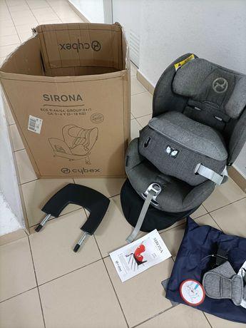 Cadeira Cybex Sirona Plus como nova