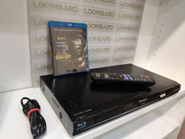 Odtwarzacz BLU-RAY - Panasonic DMP-BD60EG-K