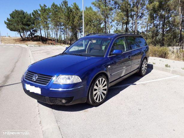 VW Passat Variant 1.9 TDi Highline