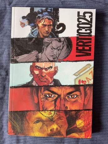 Książka komiks VERTIGO25