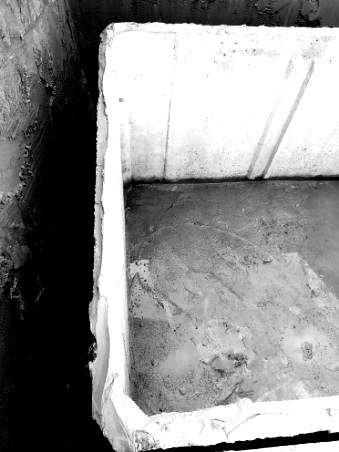 Betonowy Zbiornik na gnojowice Szambo betonowe na odchody ścieki-6m3