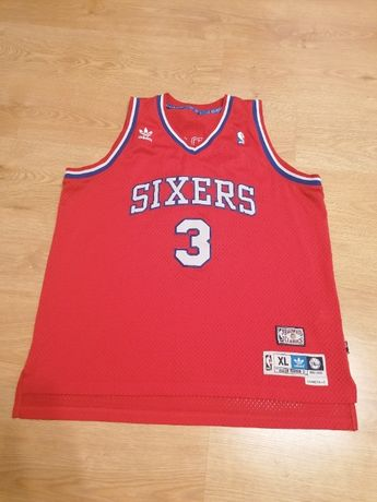 Koszulka Philadelphia 76ers (nr. 6 Allen Iverson) roz. XL