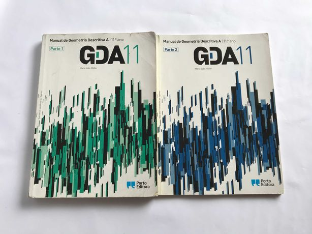 Manual de Geometria Descritiva A  11º ano