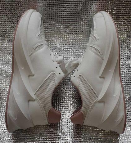 Кроссовки для школьников, кроссовки для подростков белые