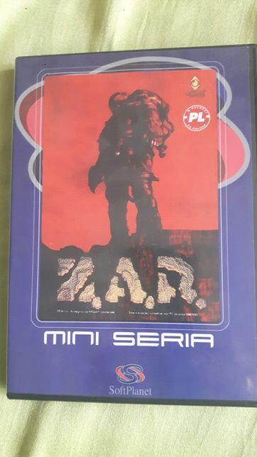 Gra PC Z.A.R. mini seria wersja językowa PL komputer używana