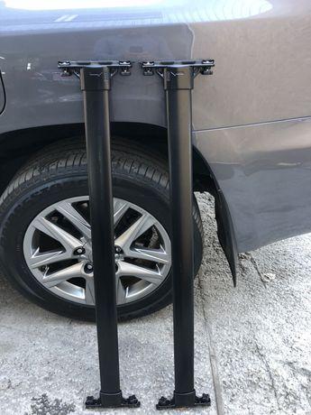 Релинги рейлинги багажник 100,120,200, LX470, 570 RX 350 GX
