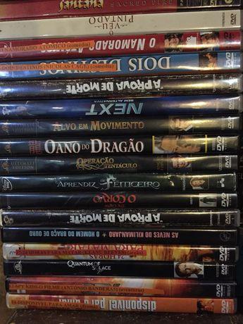 DVDs ...