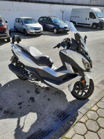 Sym Cruisym 125cc