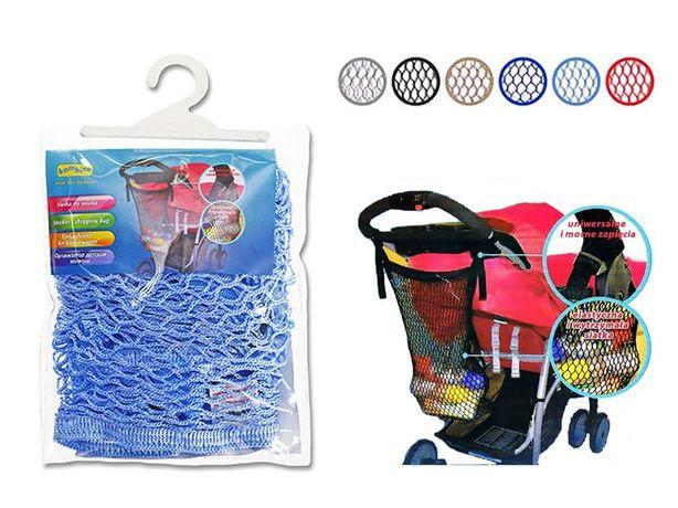 uniwersalna siatka do wózka na zakupy ,różne kolory