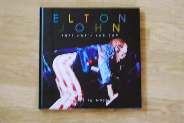 Elton John This Ones For You A Life in Music