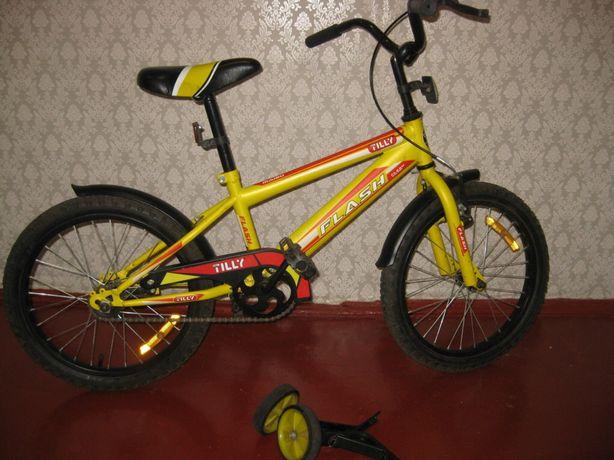 Детский велосипед Tilly Flash