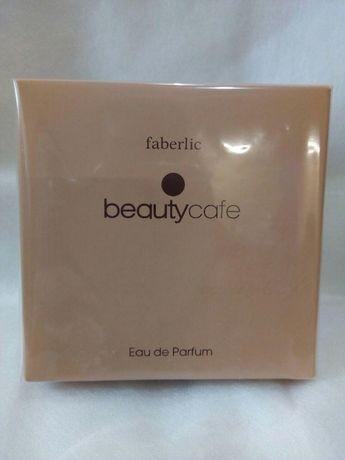 Парфумерная вода Beauty cafe Faberlic Бьюти кафе Фаберлик