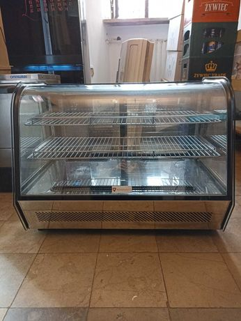 Witryna chłodnicza ekspozycyjna RTW-160 L