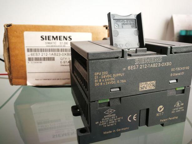 Vendo SIEMENS s7-200 CPU 222 24/24/24DC