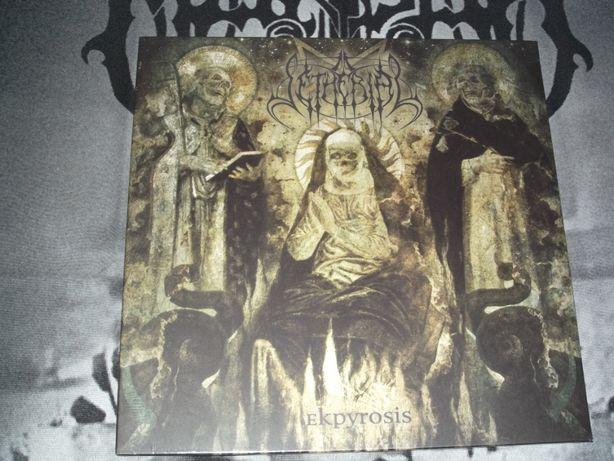 Setherial. Ekpyrosis /LP first press Black Metal
