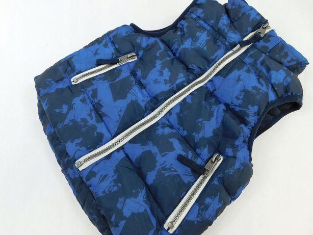Kamizelka niebieska h&m r. 92