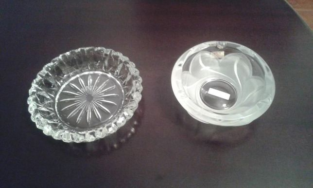 Cinzeiros de Cristal